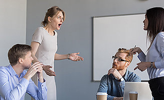 Resolving conflicts – strategies for dispute resolution between your employees